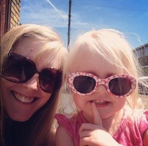 Amelia & I Last Summer!